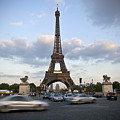 Eiffel Tower by Krista  Corcoran Photography