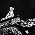 Eiffel Tower Las Vegas by Olga Photography