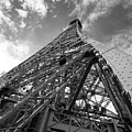 Eiffel Tower Monster by Alex Art and Photo