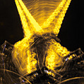 Eiffel Tower New Year by Lawrence Boothby