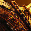 Eiffel Tower Paris France by Gene Sizemore