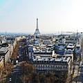 Eiffel Tower Paris France by HazelPhoto