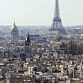 Eiffel Tower  Paris France by Pierre Leclerc Photography
