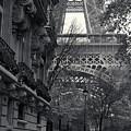 Eiffel Tower by Richard Goodrich
