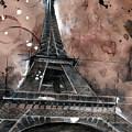 Eiffel Tower by Sean Parnell