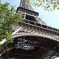 Eiffel Tower Spring by Tracy Dugas