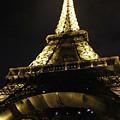 Eiffel Tower Vii Paris France by John Shiron