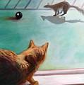 Eight Ball by Barbara Oertli