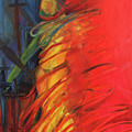 Eight Of Swords by Daun Soden-Greene