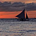 Eight Sailer by Joerg Lingnau