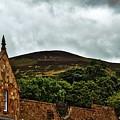 Eildon Hill by John Kenealy