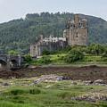 Eilean Donan Castle 0554  by Teresa Wilson