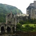 Eilean Donan Castle 13th Century Medieval Castle by Gregory Dyer