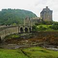 Eilean Donan Castle by Gregory Dyer