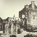 Eilean Donan Castle by Nicci Frescamente