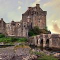 Eilean Donan Castle On A Sunny Day by Jaroslaw Blaminsky