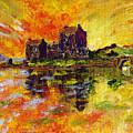 Eilean Donan by Edward McNaught-Davis