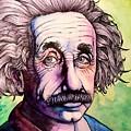 Einstein by Carolyn Anderson