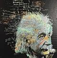 Einstein by Diana C Eger