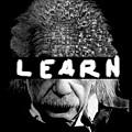 Einstein by Jeremy Egrd
