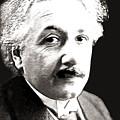 Einstein by Munir Alawi