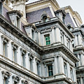 Eisenhower Building by SR Green