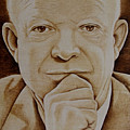 Eisenhower The Man - Poster by Jo Schwartz