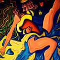 El Abrazo 1 by Elio Lopez
