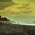 El Beach - El Salvador by Totto Ponce