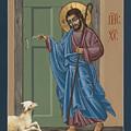 El Buen Pastor 188 by William Hart McNichols