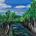 El Camino - El Verano - The Path - Summer by Candelario Cervantez