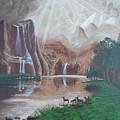 El Capitan Falls by Philipp Merillat