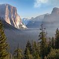 El Capitan Valley View by Brian Anderson