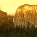 El Capitan Yosemite Valley by Garry Gay