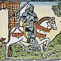 El Cid Campeador (1040?-1099) by Granger