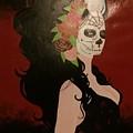 El Dia De Los Muertos  by Crystal Gardner