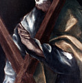 El Greco: St. Andrew by Granger