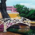 El Parterre by Luis F Rodriguez