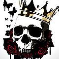 El Rey De La Muerte by Nicklas Gustafsson