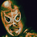 El Santo The Masked Wrestler 20130218 by Wingsdomain Art and Photography