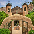 El Santuario De Chimayo #2 by Nikolyn McDonald