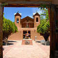 El Santuario De Chimayo by David Lee Thompson
