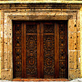 Elaborate Puerta by Mexicolors Art Photography