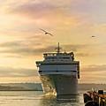 Elation - Leaving For A Cruise by Gabriele Pomykaj