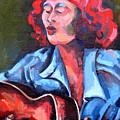 Eleanor Ellis - Diving Duck Blues by Jackie Merritt