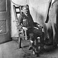 Electric Chair, 1908 by Granger