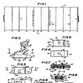 Electric Football Patent 1955 by Bill Cannon