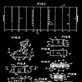 Electric Football Patent 1955 Black by Bill Cannon