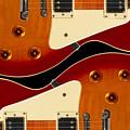 Electric Guitar II by Mike McGlothlen