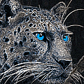 Electric Leopard by Ericamaxine Price